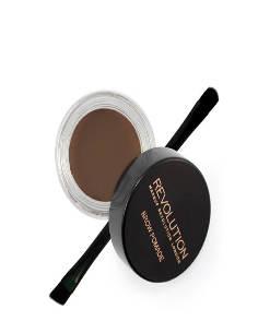 Makeup Revolution Brow Pomade Dark Brown IMG 1