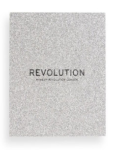 REVOLUTION Pressed Glitter Palette Illusion 1