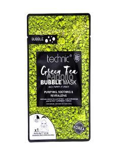 Technic-Green-Tea-Bubble-Mask-min